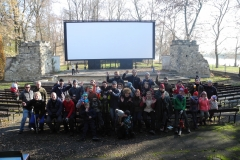 listopad 2018, foto: Kinoklub Ostrov