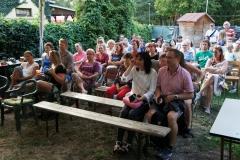 Miloš Urban - -autorské čtení - Hastrman, foto: Kinoklub Ostrov